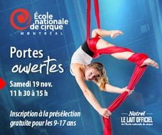 École National de Cirque Fin 30 Oct 2016